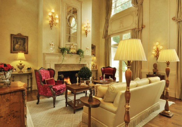 33 Traditional Living Room Design The Wow Style
