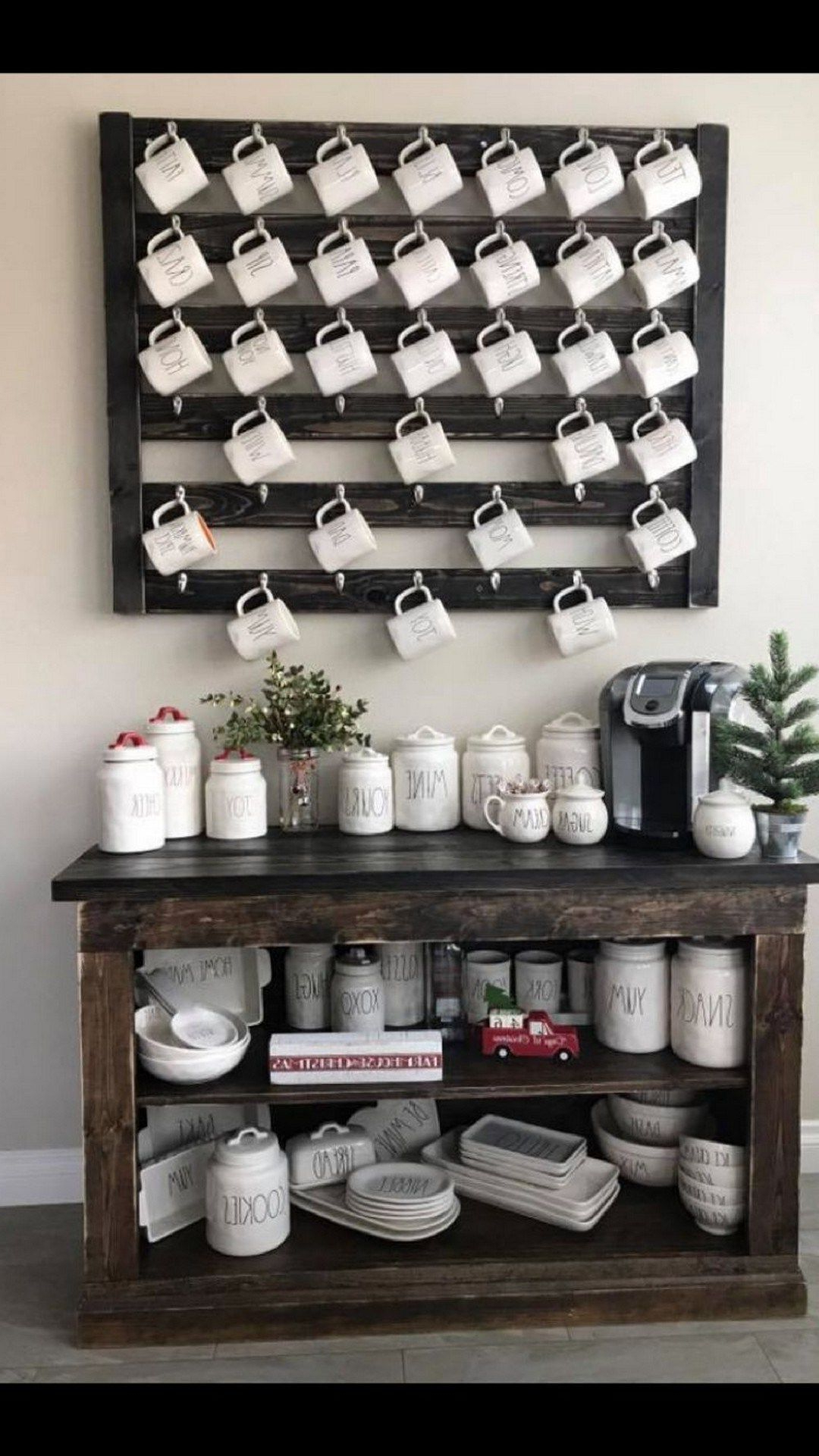 34 Coffee Station Ideas For Your Morning Buzz 12 In 2020