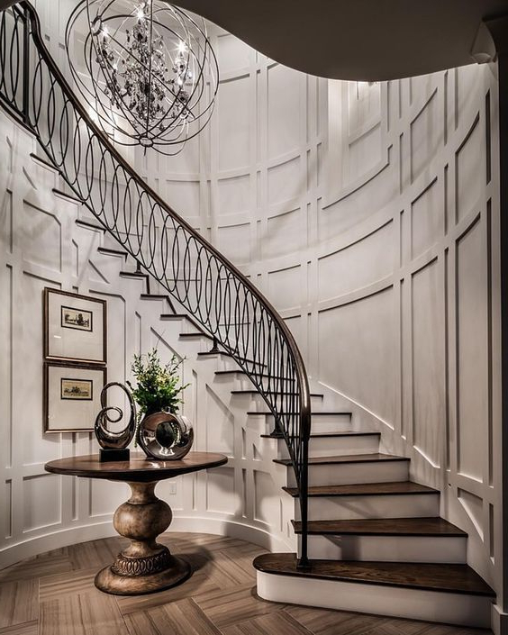 35 Amazing Staircase Ideas Foyer Staircase House Stairs