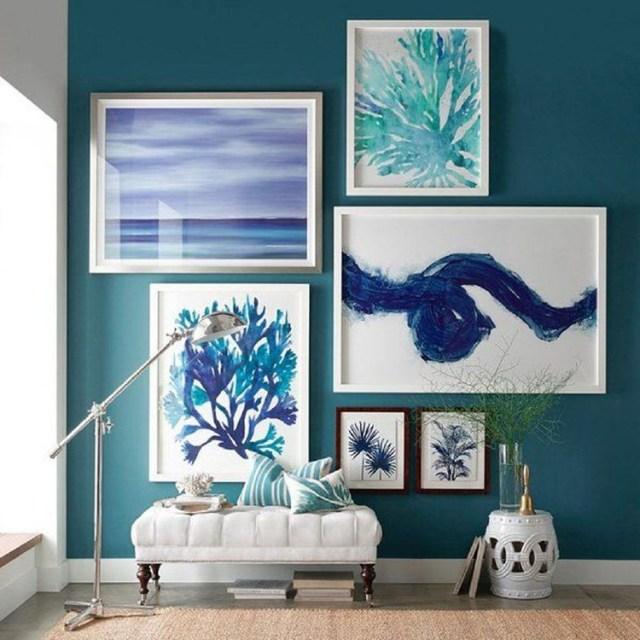 35 Beautiful Coastal Glam Decor For Beautiful Home