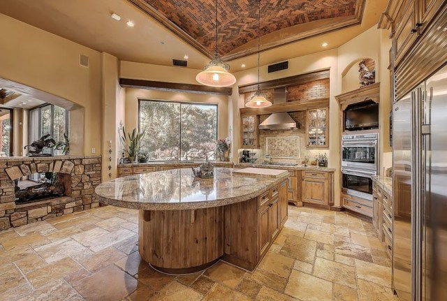 35 Beautiful Rustic Kitchens Design Ideas Designing Idea