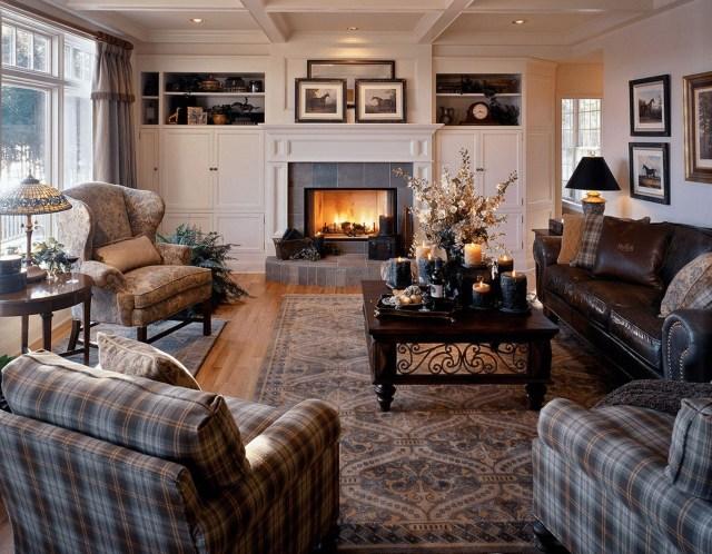 35 Inspirational Comfy Living Room Decorating Ideas