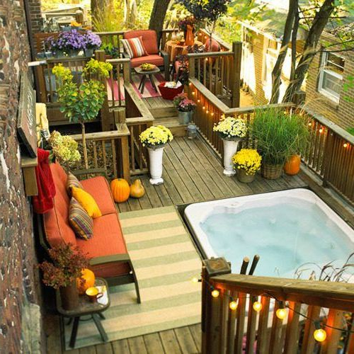 35 Lovely And Inspiring Small Balcony Ideas Small House