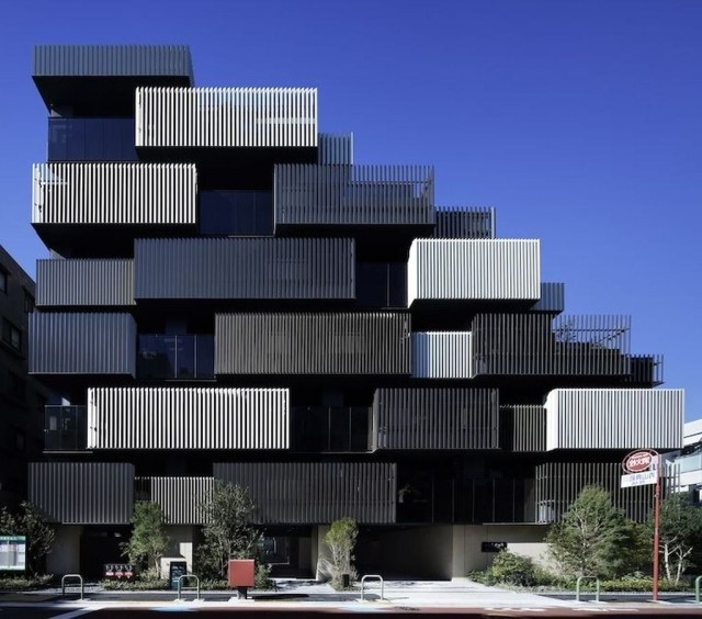 37 Amazing Apartment Building Facade Architecture Design
