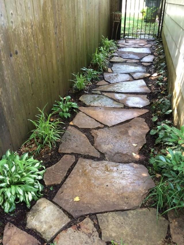 39 Best Diy Garden Walkway Idea You Can Build Side