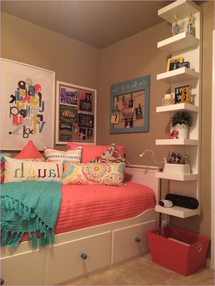 39 Cozy Teenage Girl Bedroom Ideas With Ikea Furniture