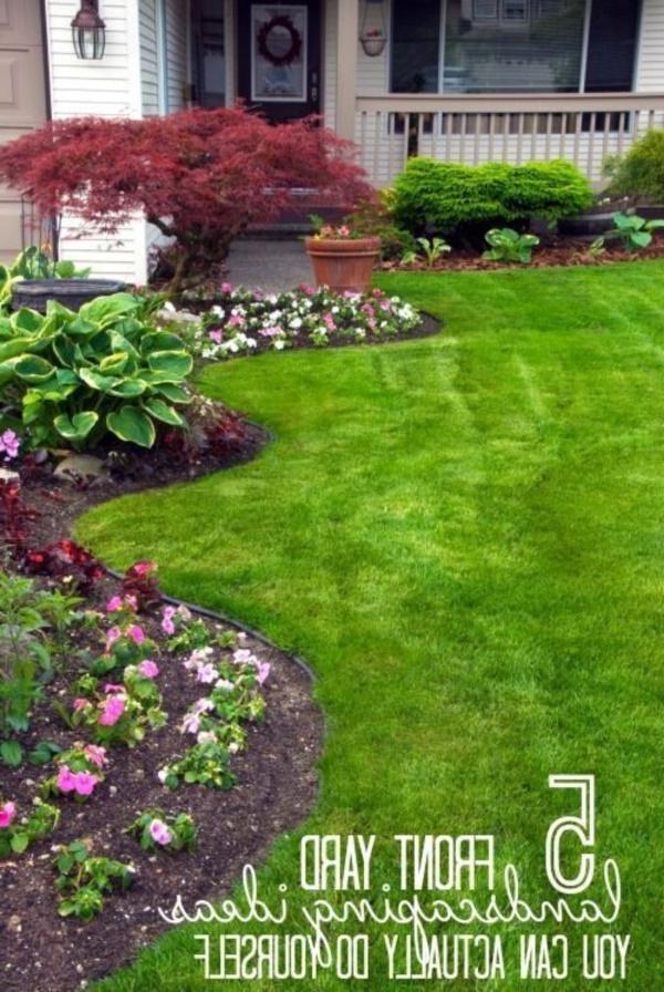 40 Beautiful Small Front Yard Landscaping Ideas Bored Art