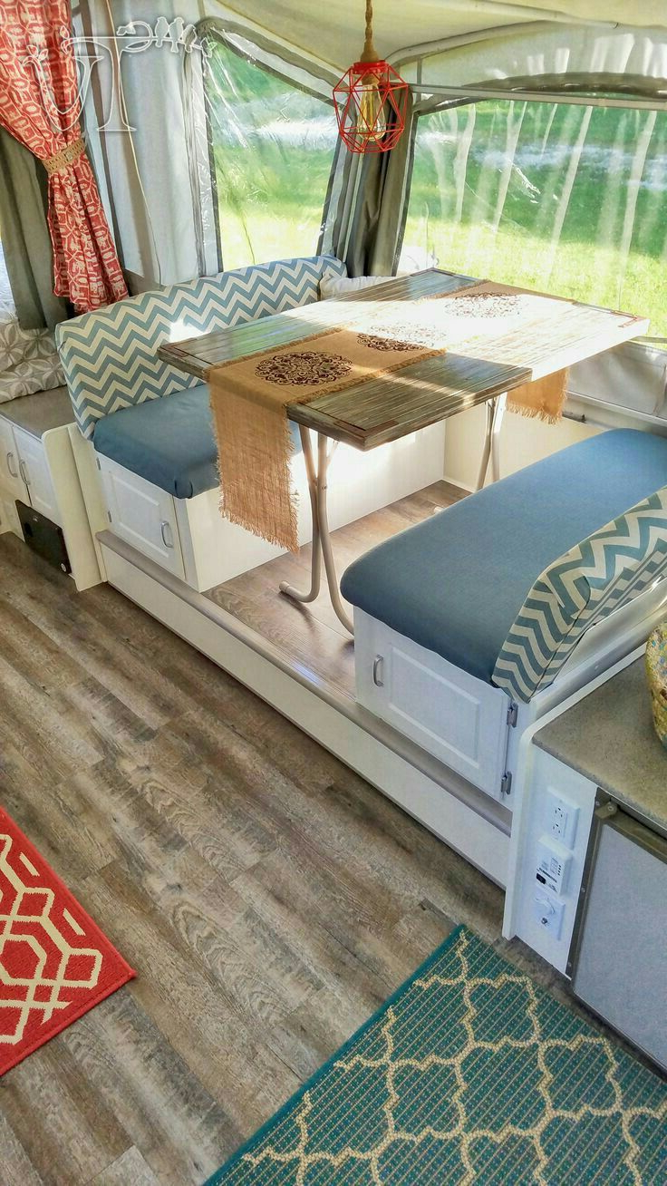 40 Best Before After Rv Renovations Images On Pinterest