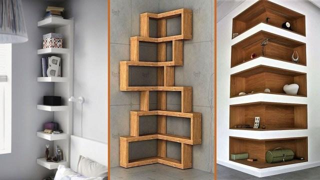 40 Creative Wall Shelves Ideas Diy Home Decor Youtube
