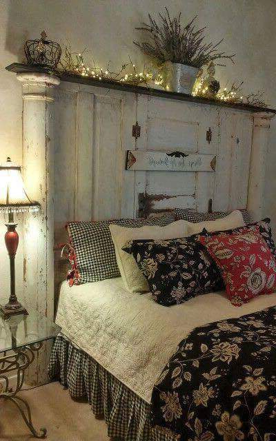 40 Graceful And Personable Diy Headboard Ideas That Would