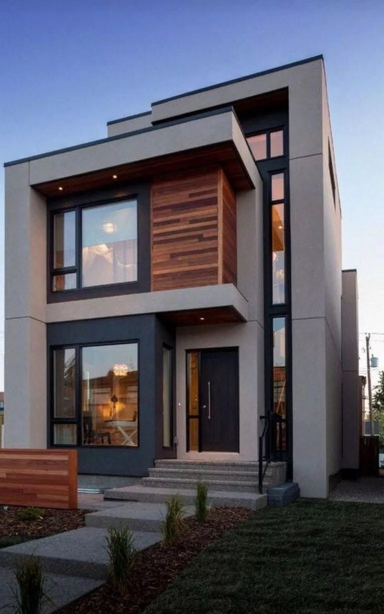 41 Most Amazing Modern House Exterior Design Ideas 2