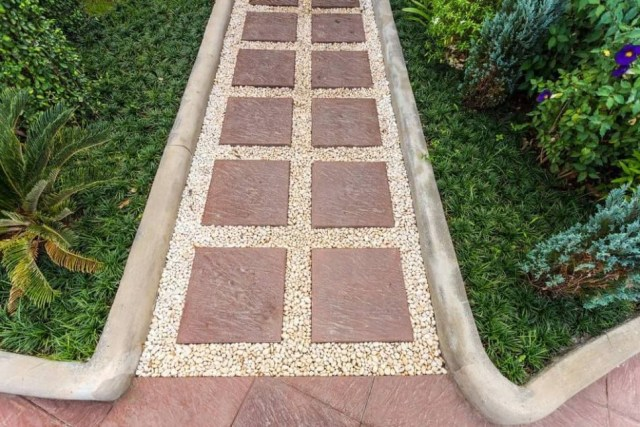 42 Amazing Diy Garden Path And Walkways Ideas With Images