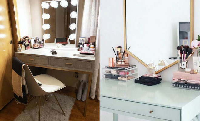 43 Must Have Makeup Vanity Ideas Page 2 Of 4 Stayglam