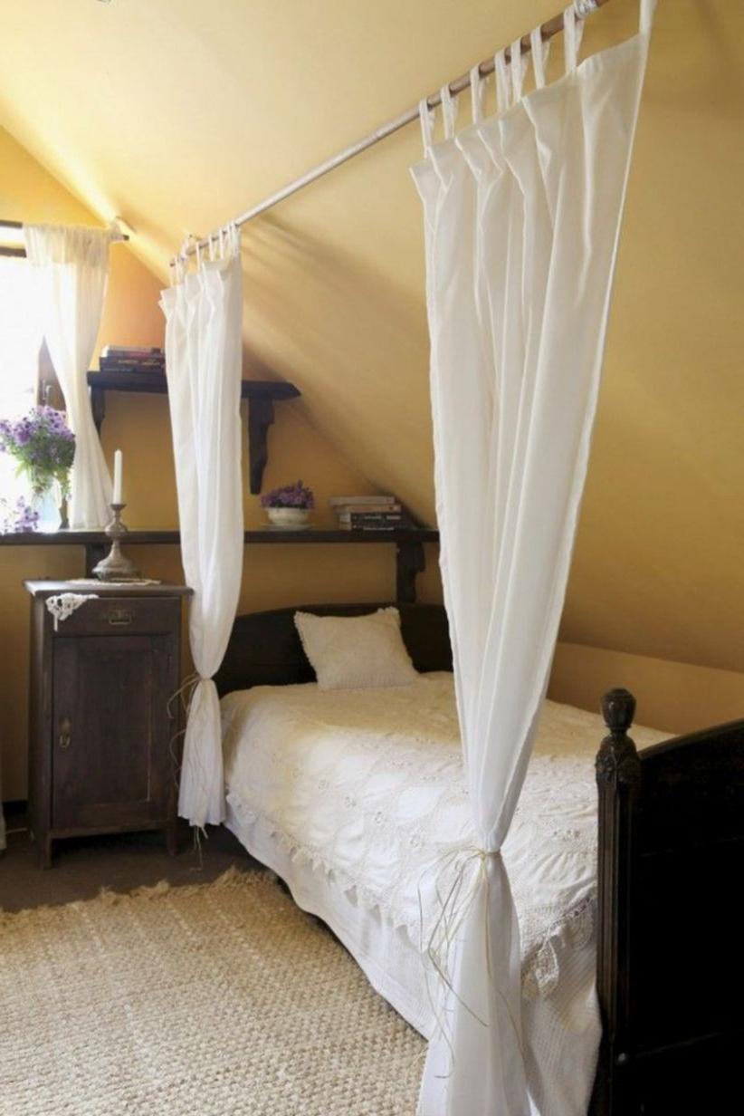 45 Amazing Attic Bedroom Ideas On A Budget Attic Bedroom