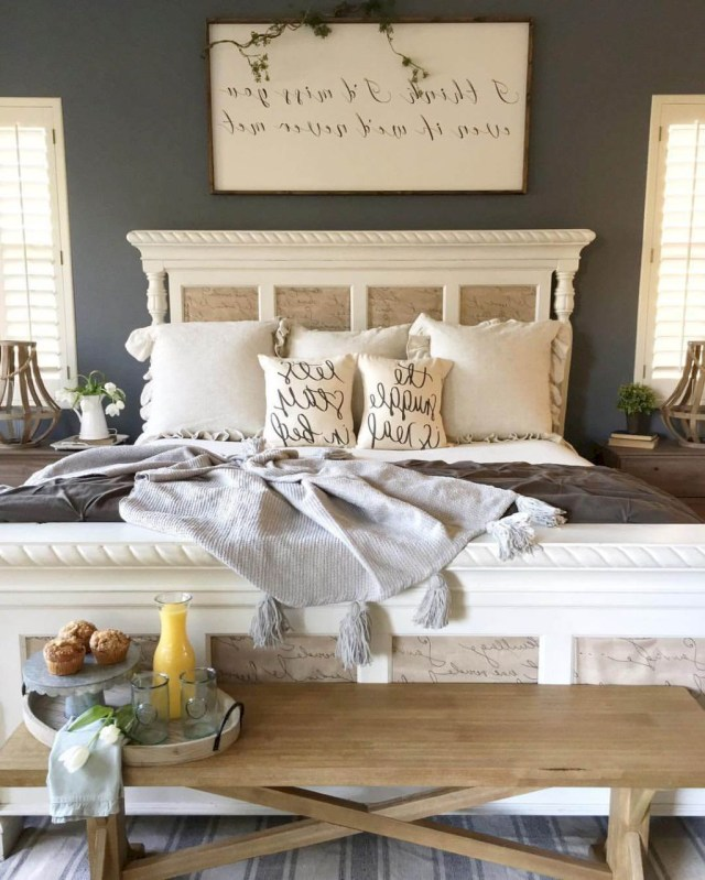 49 Master Bedroom Remodel Ideas On A Budget Farmhouse