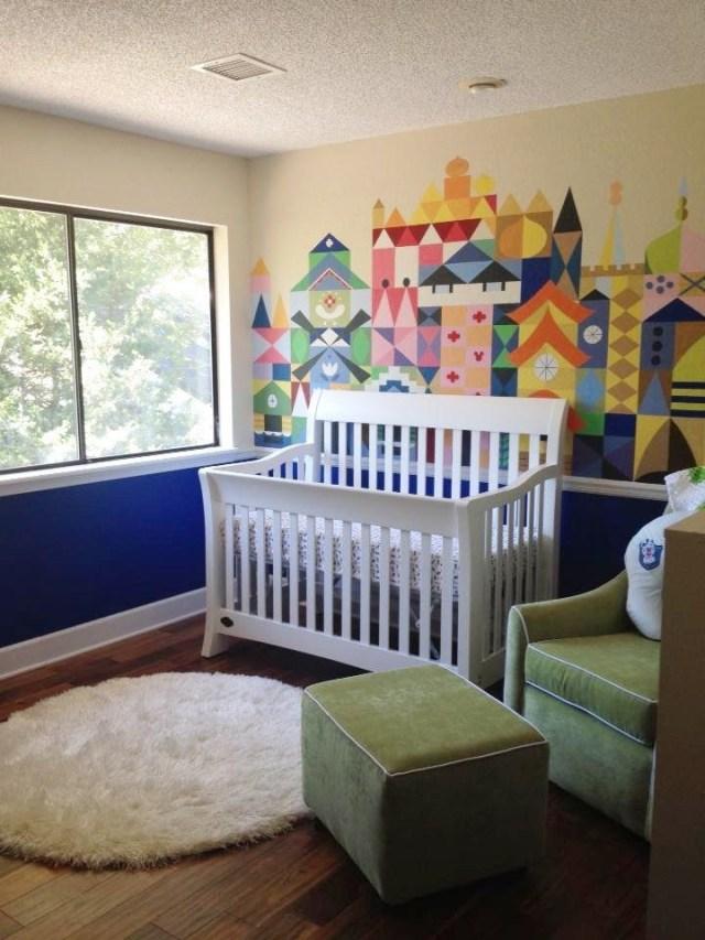 5 Classic Disney Nurseries Disney Nursery Disney Ba
