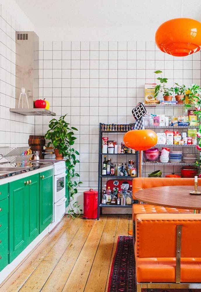 5 Minimalist And 5 Maximalist Kitchens Youll Love