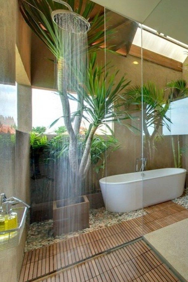 50 Best Ideas For Outdoor Bathroom Design 2020