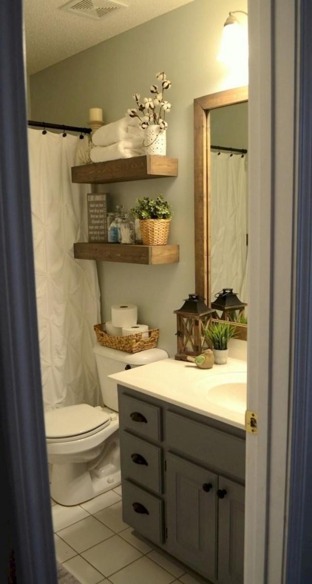 50 Clever Half Bathroom Ideas For Beautiful Bathroom