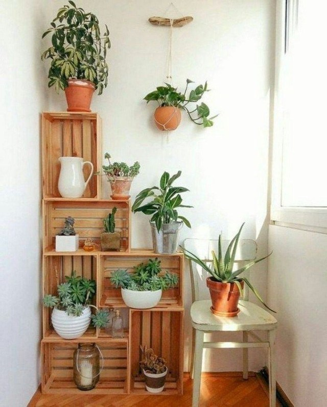 53 Awesome Indoor Garden For Apartment Design Ideas 01