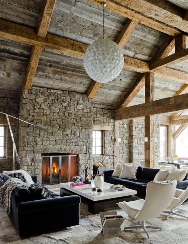55 Awe Inspiring Rustic Living Room Design Ideas Modern