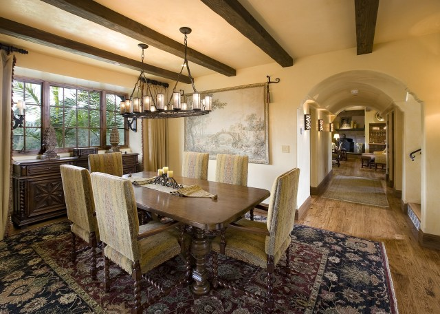 6 Dining Rooms Fit For Holiday Entertaining Huffpost