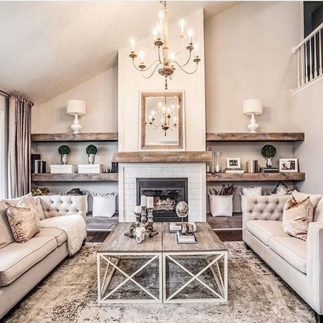 62 Lovely Rug For Farmhouse Living Room Decorating Ideas