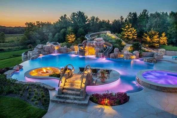 686 Best Backyard Pools Images On Pinterest Pools