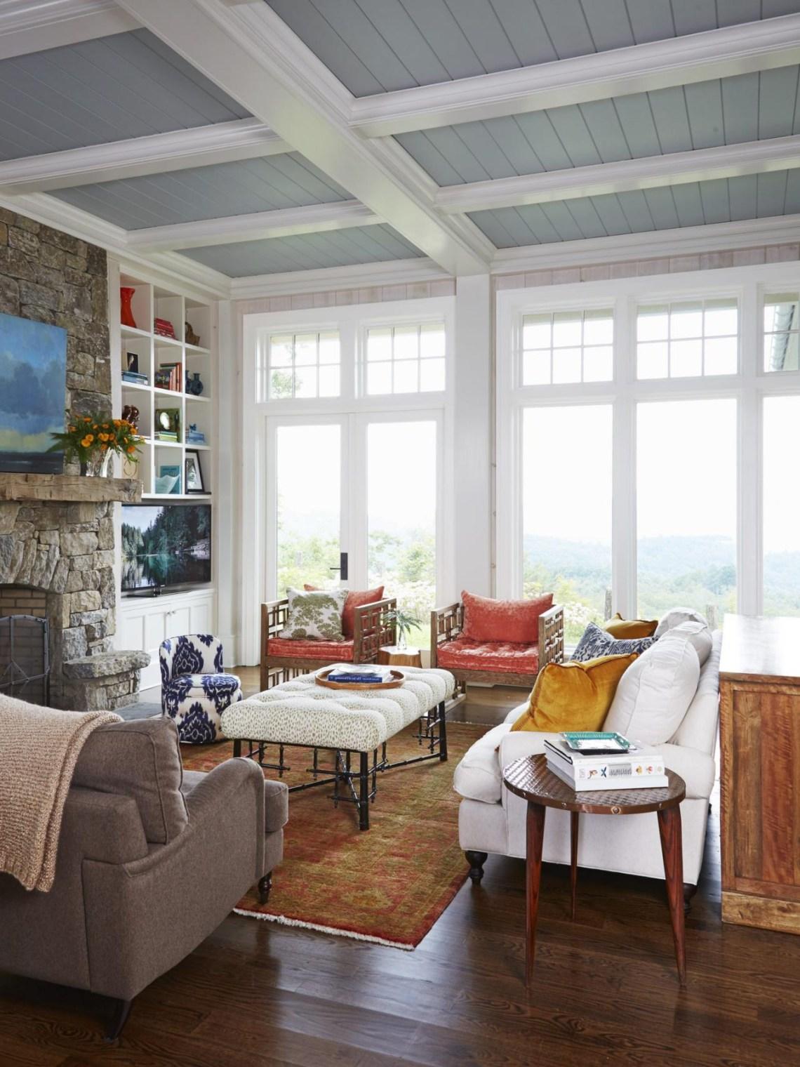 7 Low Budget Living Room Updates Hgtvs Decorating
