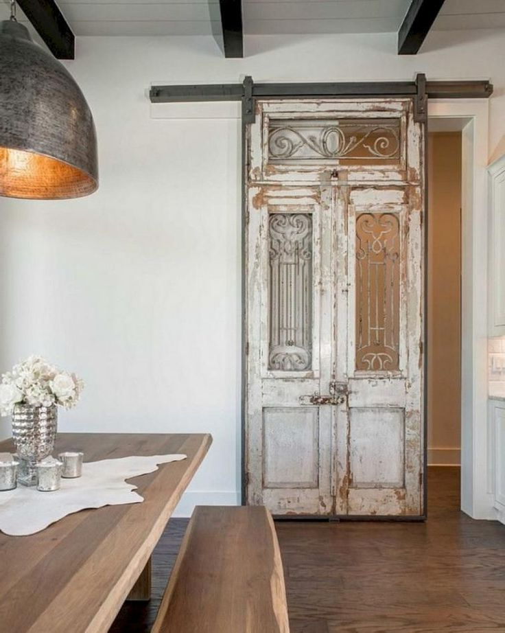 70 Adorable Farmhouse Dining Room Ideas Simply And