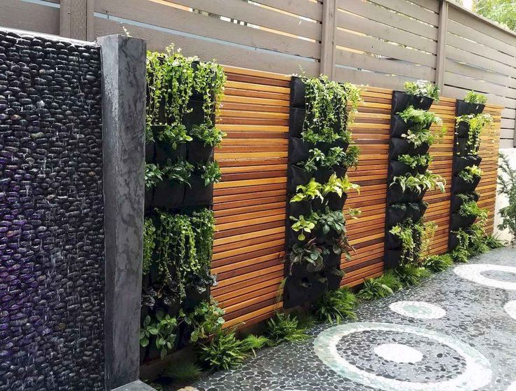 70 Beautiful Vertical Garden For Wall Decor Ideas With
