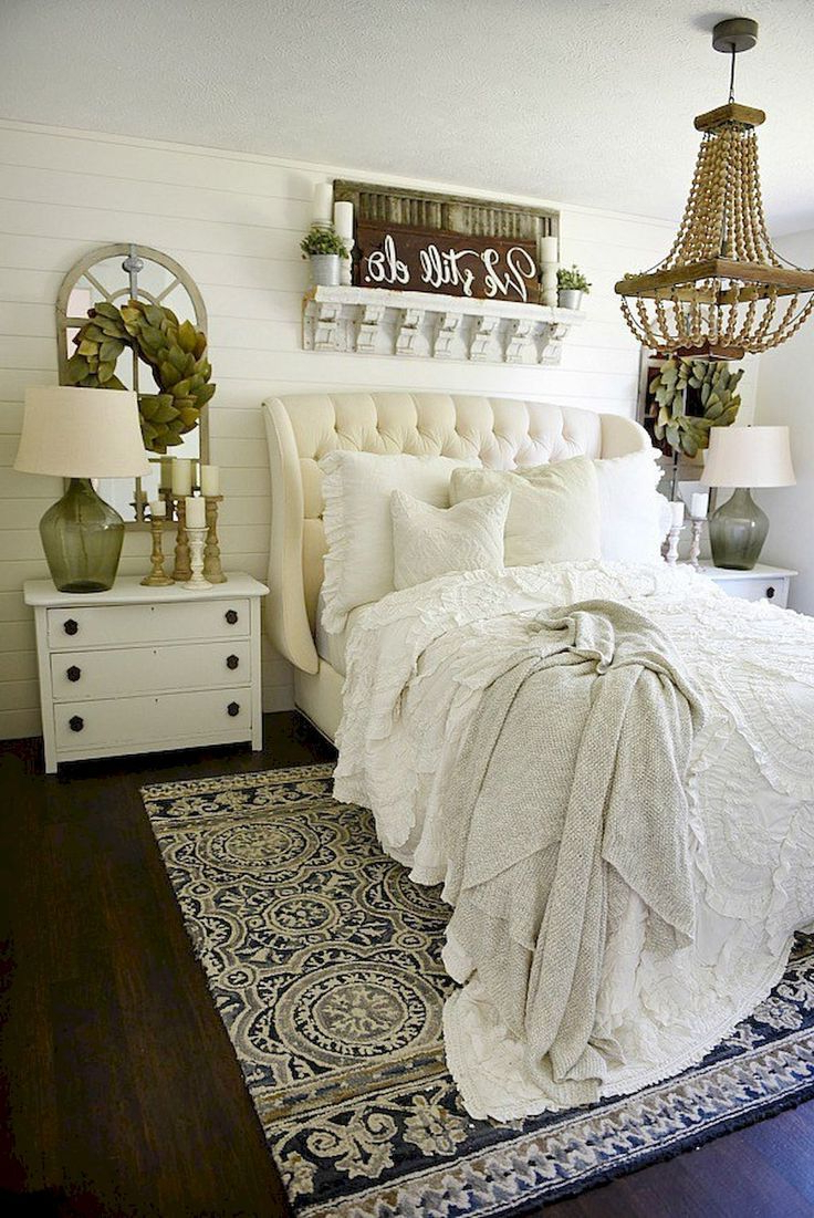 70 Cool Modern Farmhouse Bedroom Decor Ideas Farmhouse