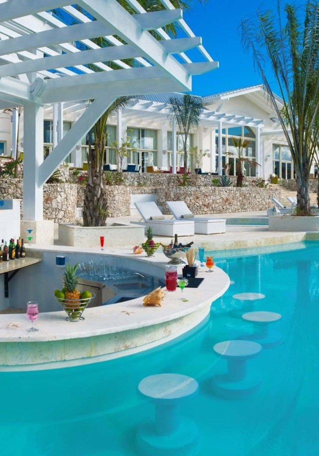 75 Best Inspirations Wonderful Outdoor Pool Decorations