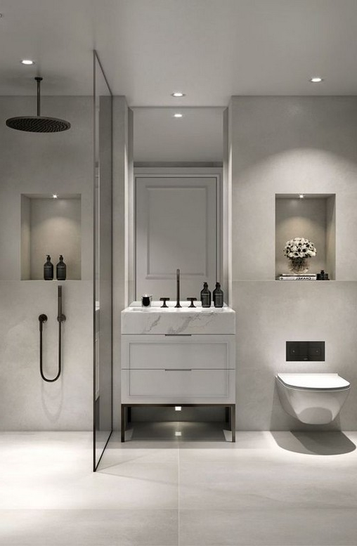 75 Cool Shower Design Ideas For Your Bathroom 2