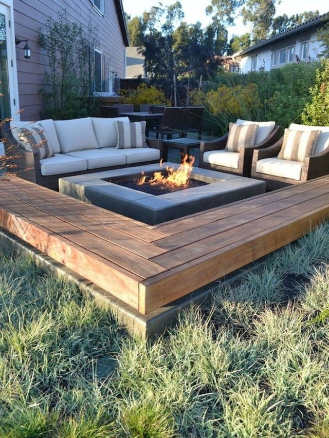 76 Marvelous Diy Fire Pit Ideas And Backyard Seating Area