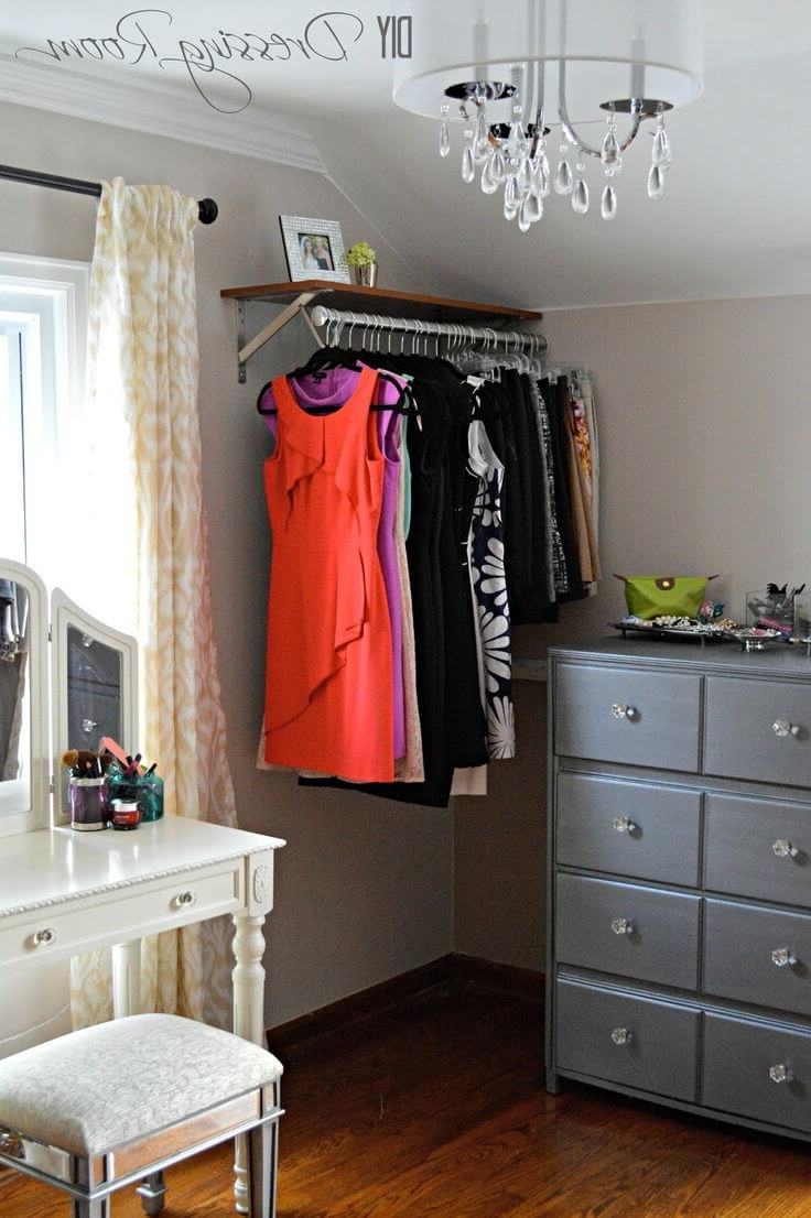 8 Alternative Ways To Organize Clothing Apartment Geeks