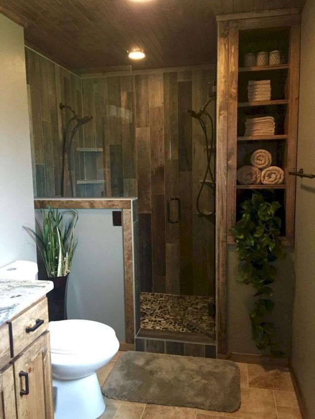 80 Stunning Tile Shower Designs Ideas For Bathroom Remodel