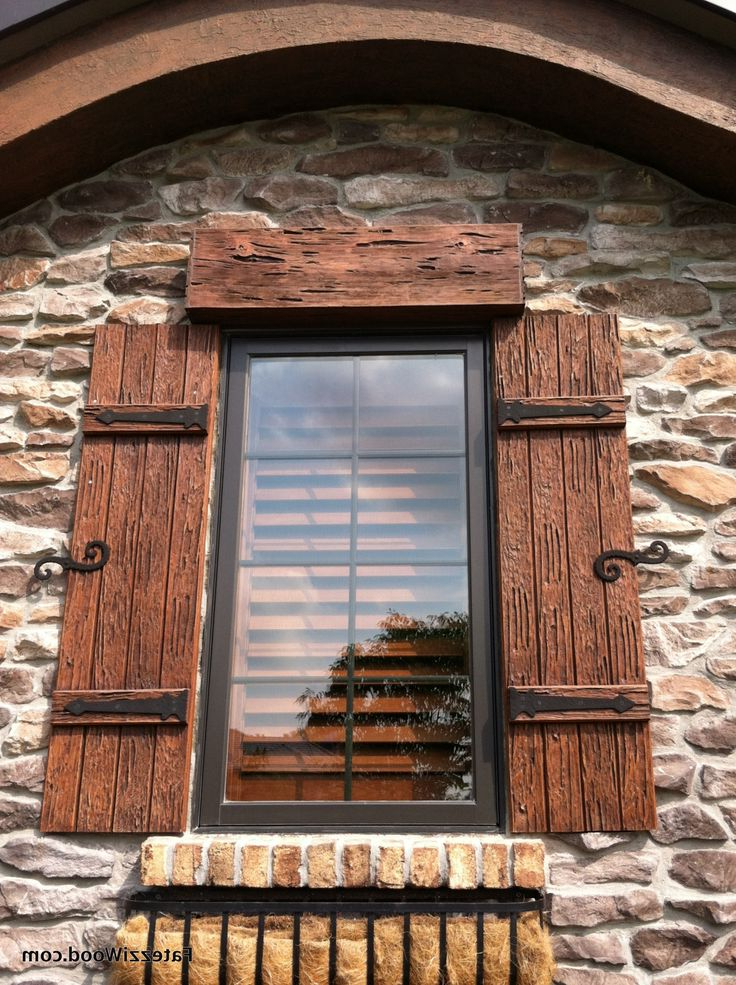 93 Best Shutters Images On Pinterest Wrought Iron