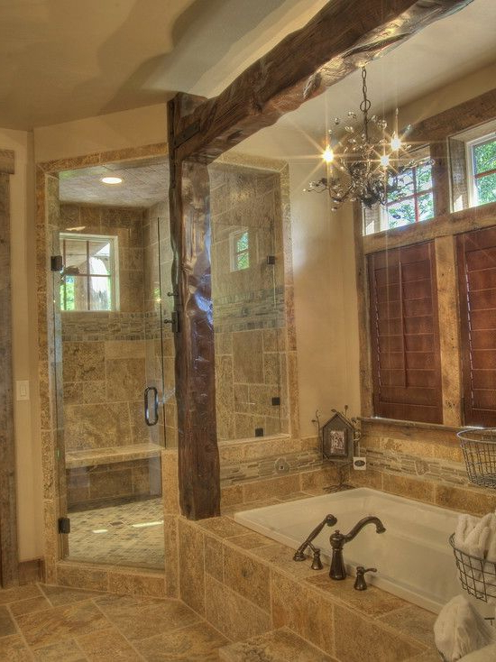 97 Best Brown Bathrooms Images On Pinterest Bathroom