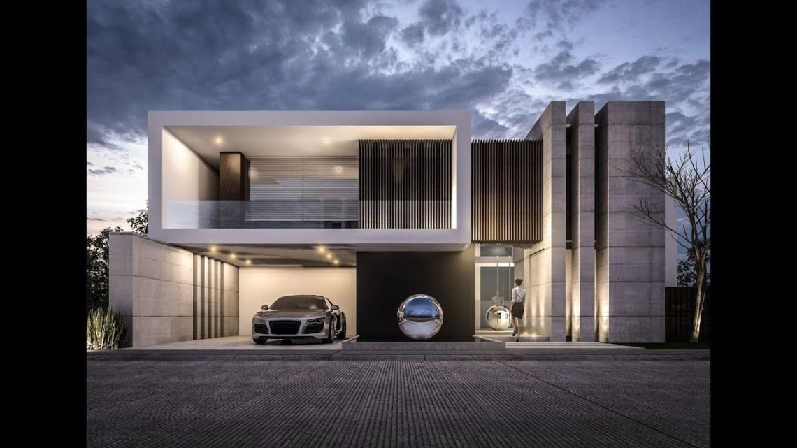 99 Modern House Facades To Inspire You Sep 2018 Youtube