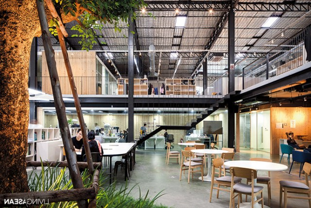 A Beautiful Office Can Be An Important Element In