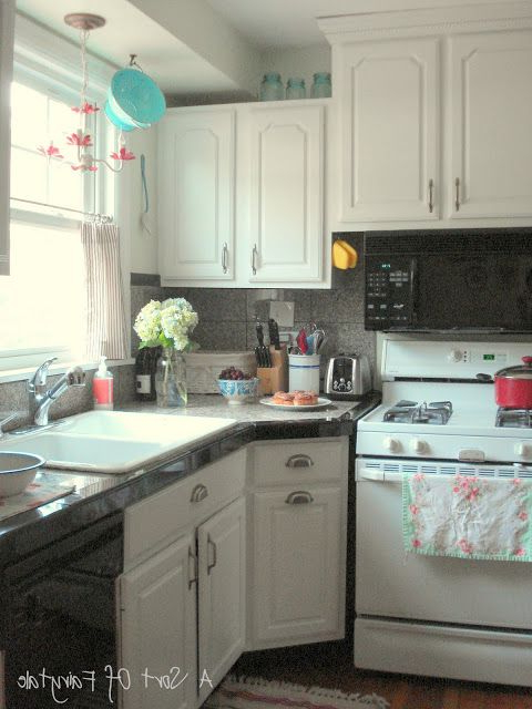 A Sort Of New Fairytale Kitchen Shab Chic Kitchen Kitchen Inspirations Beautiful Kitchens