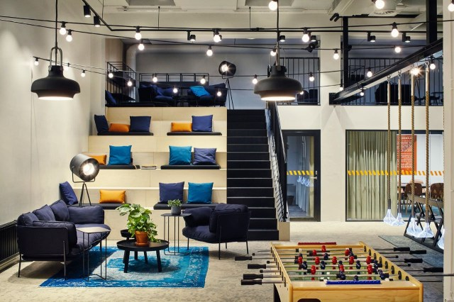 A Tech Company In Helsinki Upgrades To A New Fun Office