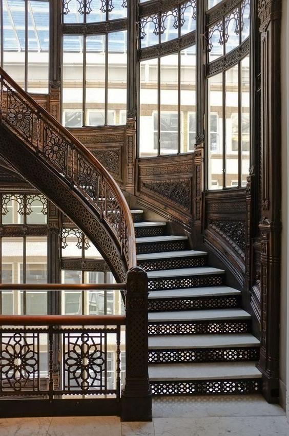 A Whimsical Romance Architecture Steampunk Interior