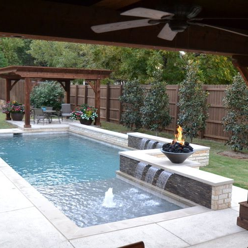 Affordable Premium Small Dallas Small Plunge Rectangular