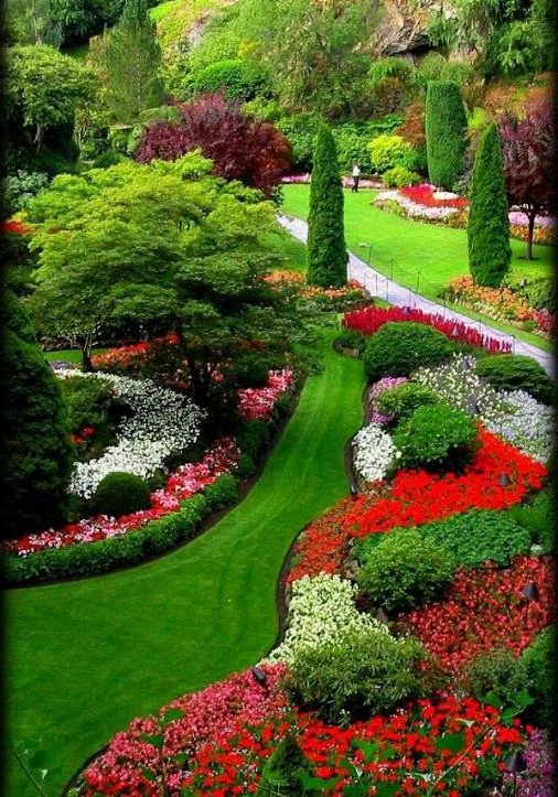 All The Beauty Things Around The World Beautiful Gardens