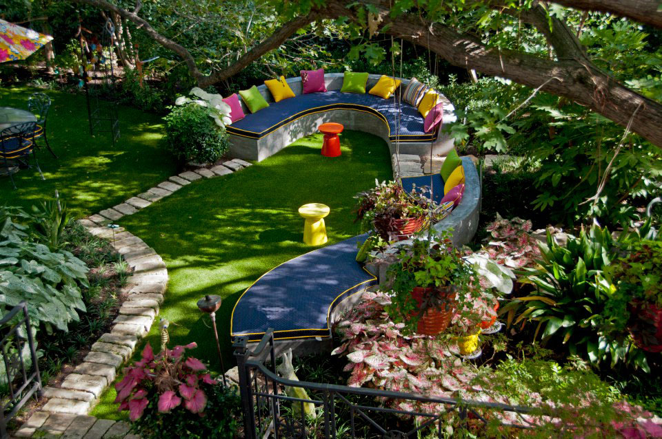 Amazing Garden Design Ideas For The Fresh Home Housebeauty