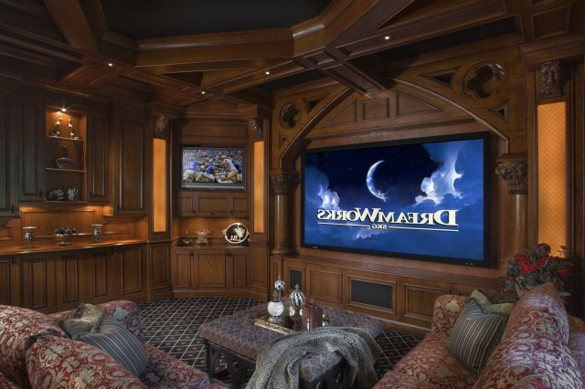 Amazing Home Theaters Home Theater Rooms Home Theater