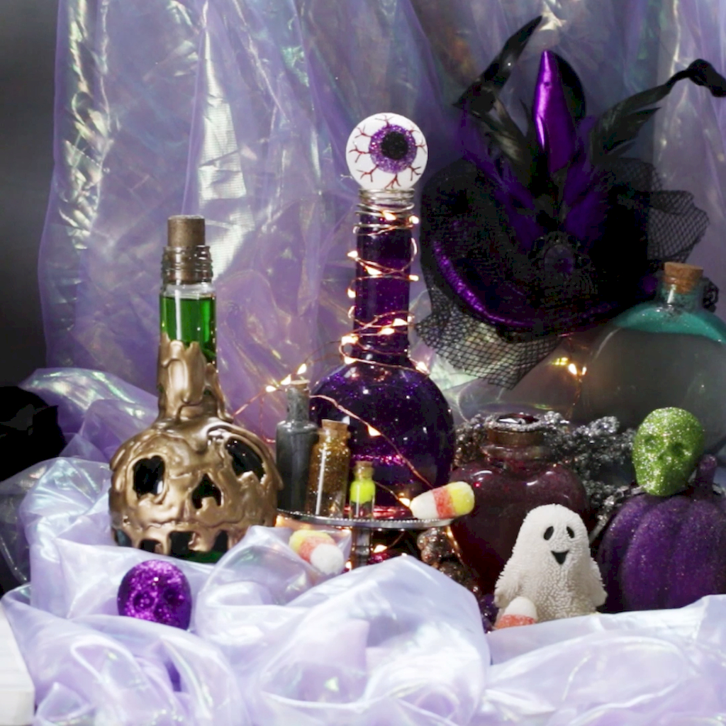 Amazing Spooky Halloween Decorations For One Ghostly