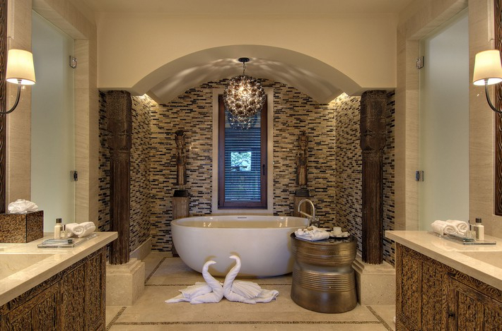 Amazing Stone Bathroom Design Ideas Inspiration And